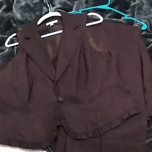 Women's Two Piece Suit